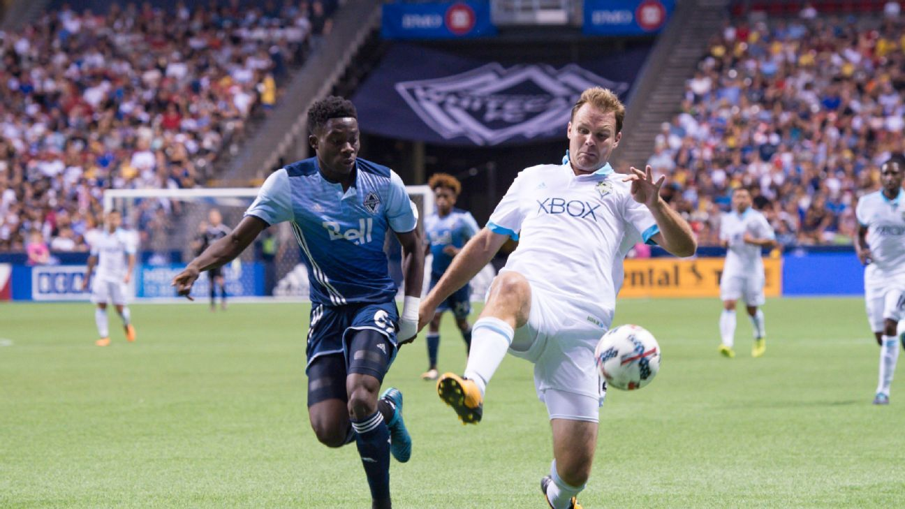 Holders Seattle depleted entering playoff tie with Cascadia rivals Vancouver