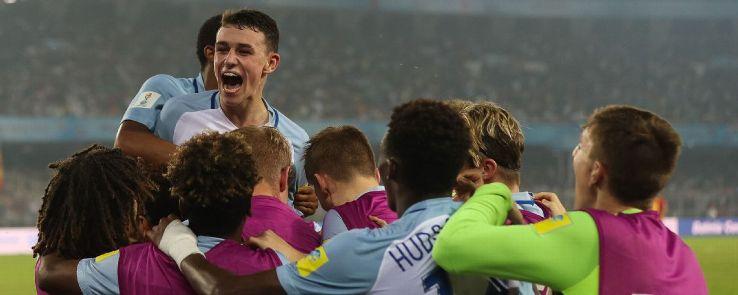 England group celeb U17 WC 171028