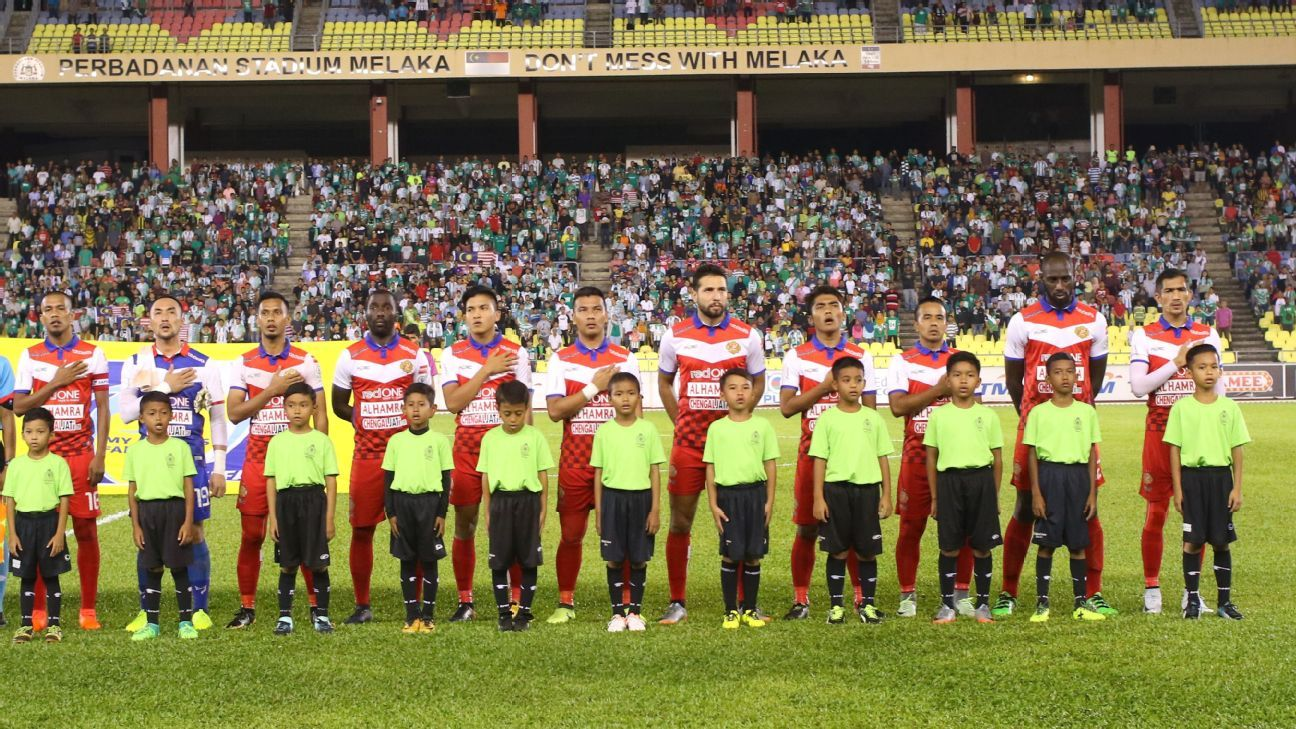 Kelantan before final game of 2017 MSL season