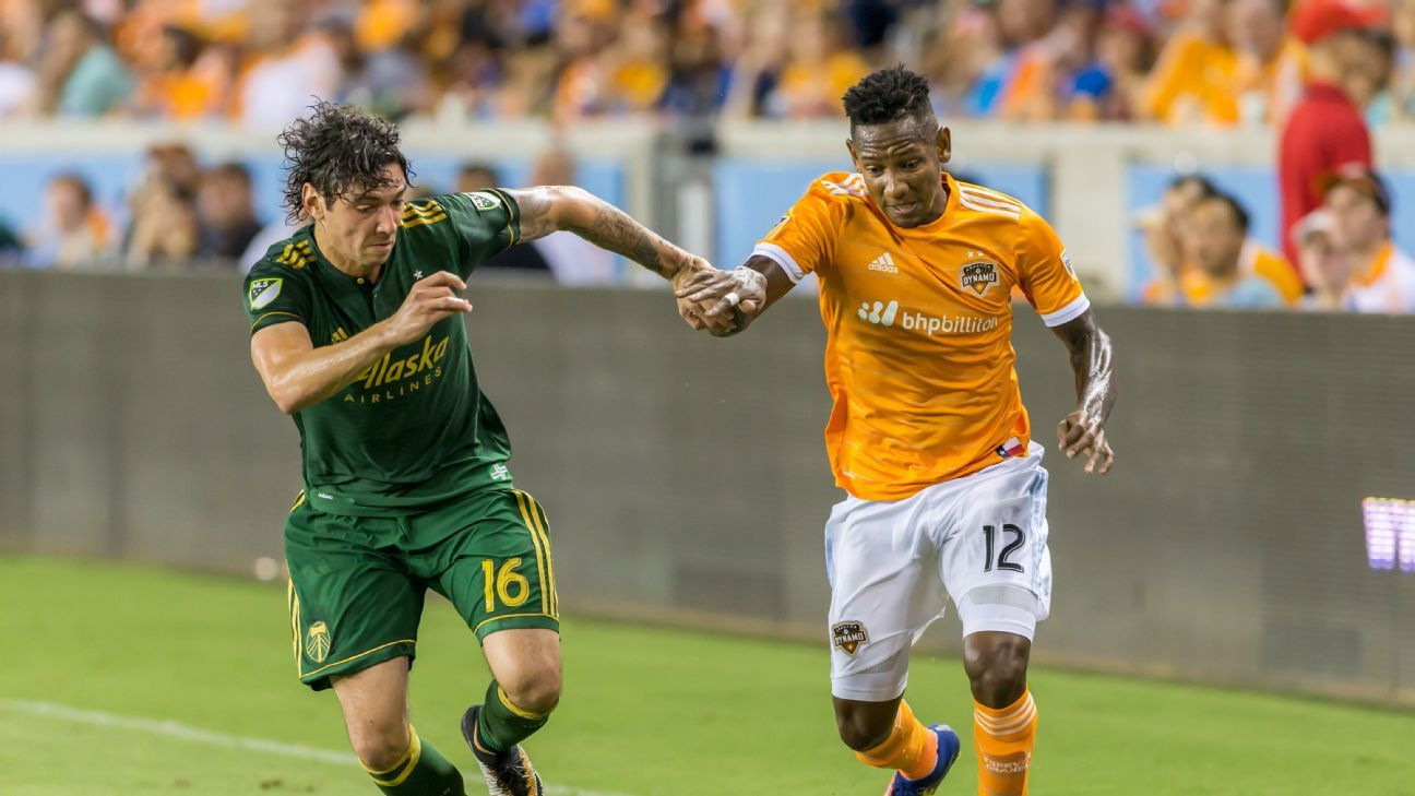 Could Houston's offensive firepower, home form trouble top-seeded Portland?