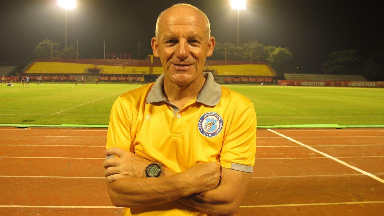 Steve Coppell, Jamshedpur coach