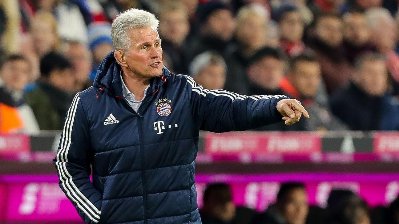 Jupp Heynckes Bayern Munich 20171028