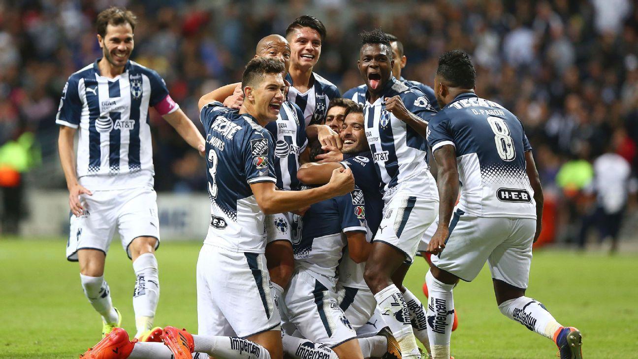 Monterrey celebration