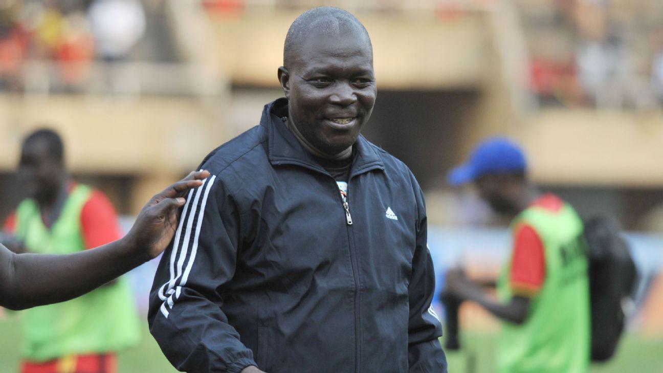Moses Basena of Uganda