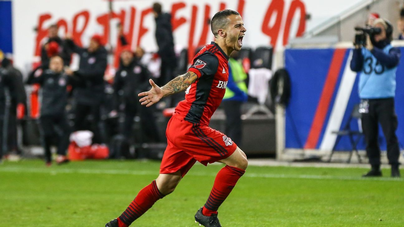 Sebastian Giovinco finalist for MLS MVP after last year's omission
