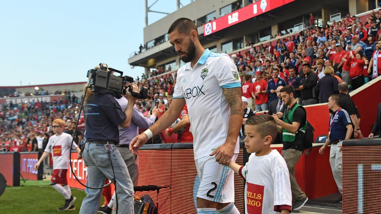Time is running out for Clint Dempsey to make his mark in MLS Cup playoffs