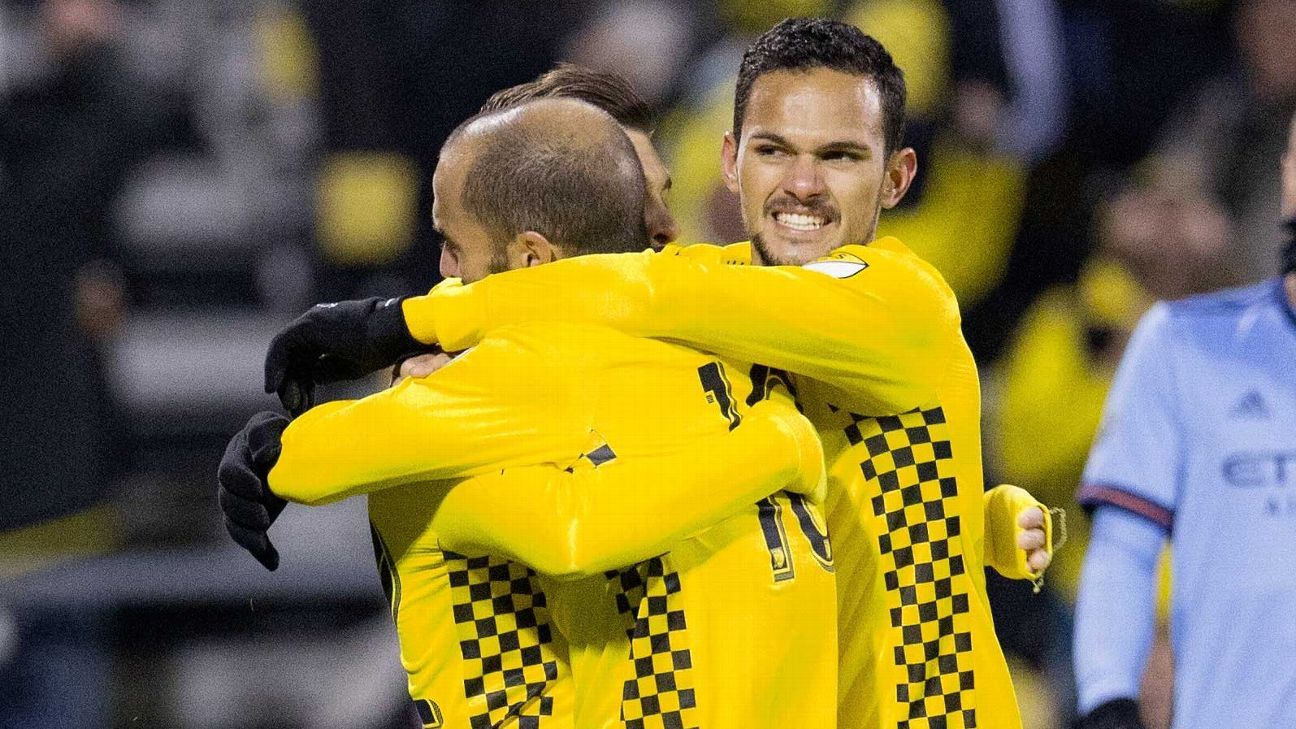 Columbus Crew SC take their chances against misfiring New York City FC