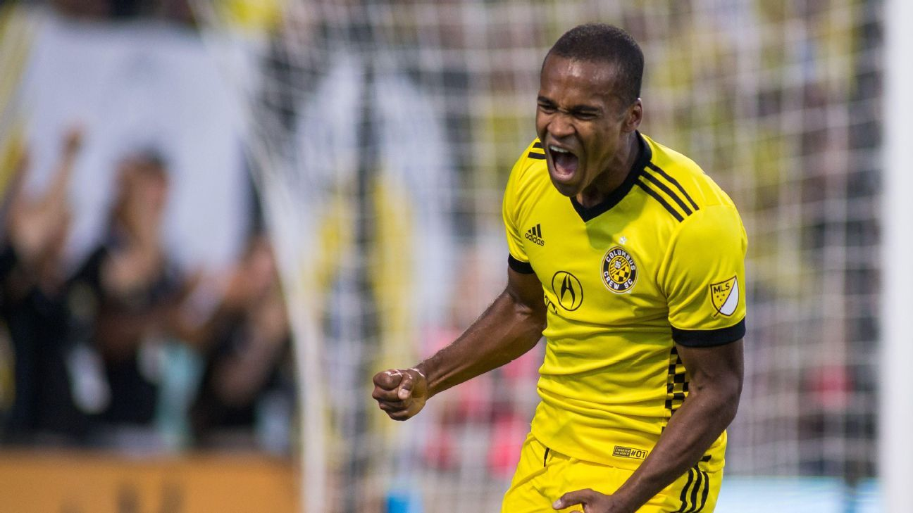 Ola Kamara's future still in flux with Rapids ready to move on - sources