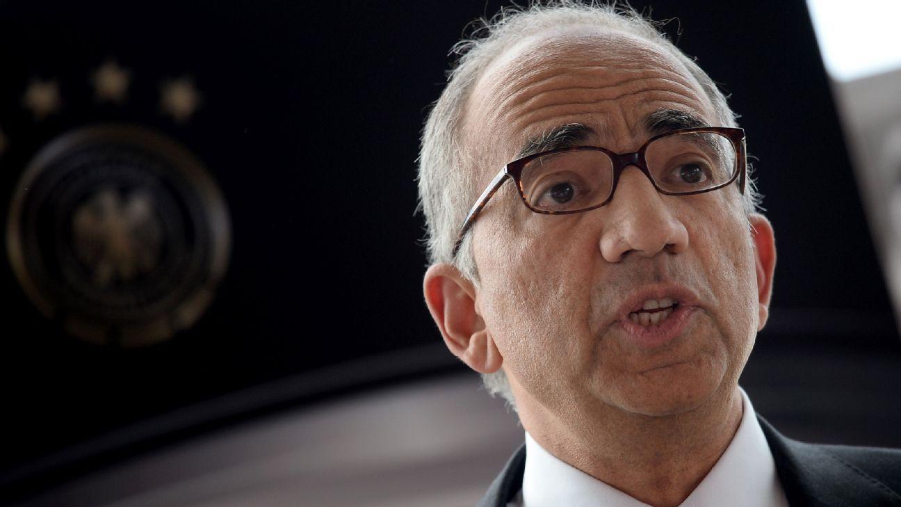 Carlos Cordeiro elected new president of U.S. Soccer Federation