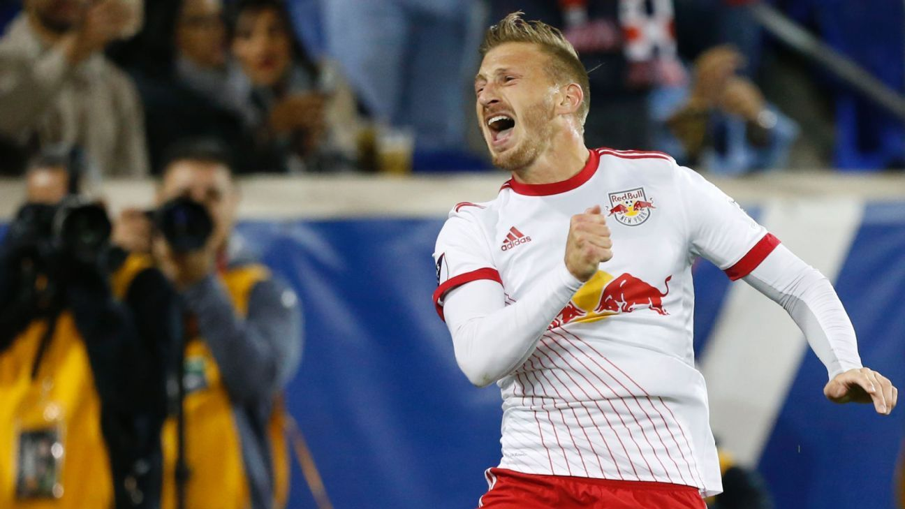 Royer key to Red Bulls' comeback hopes at Toronto and MLS Cup run