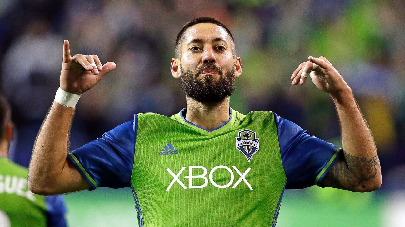 Clint Dempsey in talks for Seattle Sounders return next season - sources