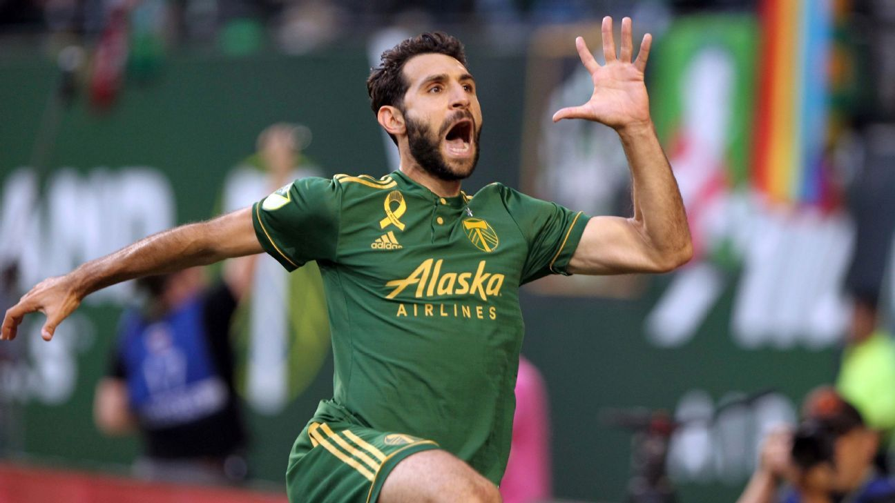 Timbers' Diego Valeri wins 2017 MLS Most Valuable Player award
