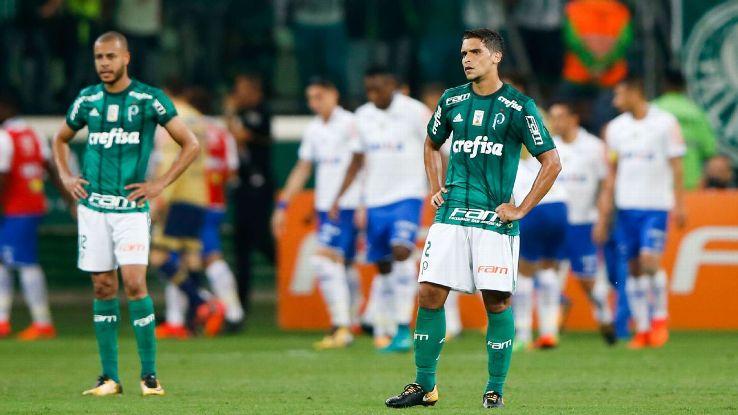 Palmeiras woe vs Cruzeiro 171030