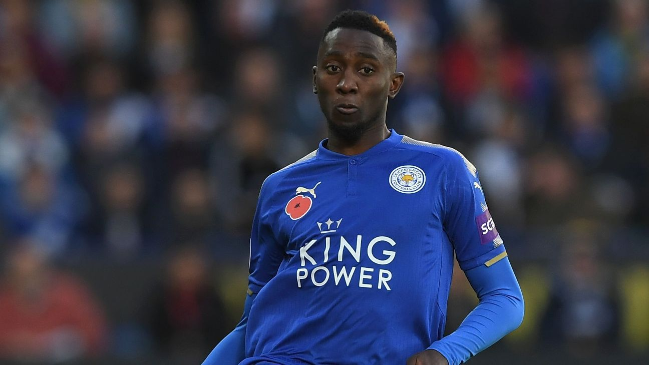 Wilfred Ndidi has been a regular for Leicester and Nigeria