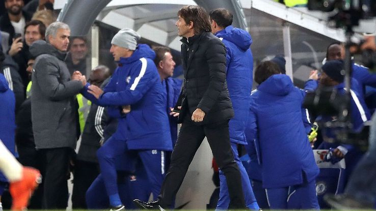 Mou and Conte