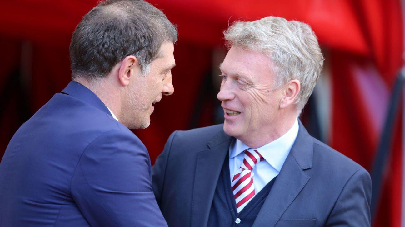 Slaven Bilic took over at West Ham in June 2015.