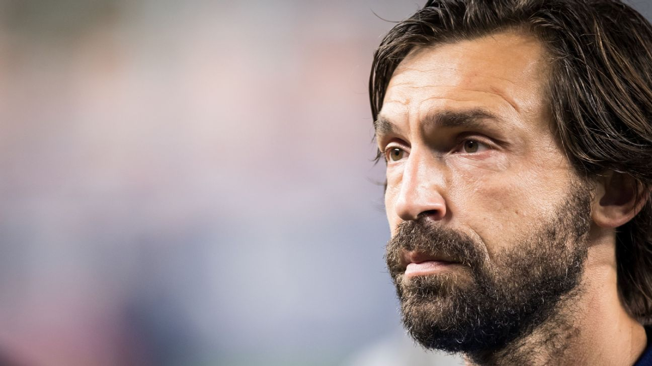 Andrea Pirlo thanks New York City FC after final game as a player
