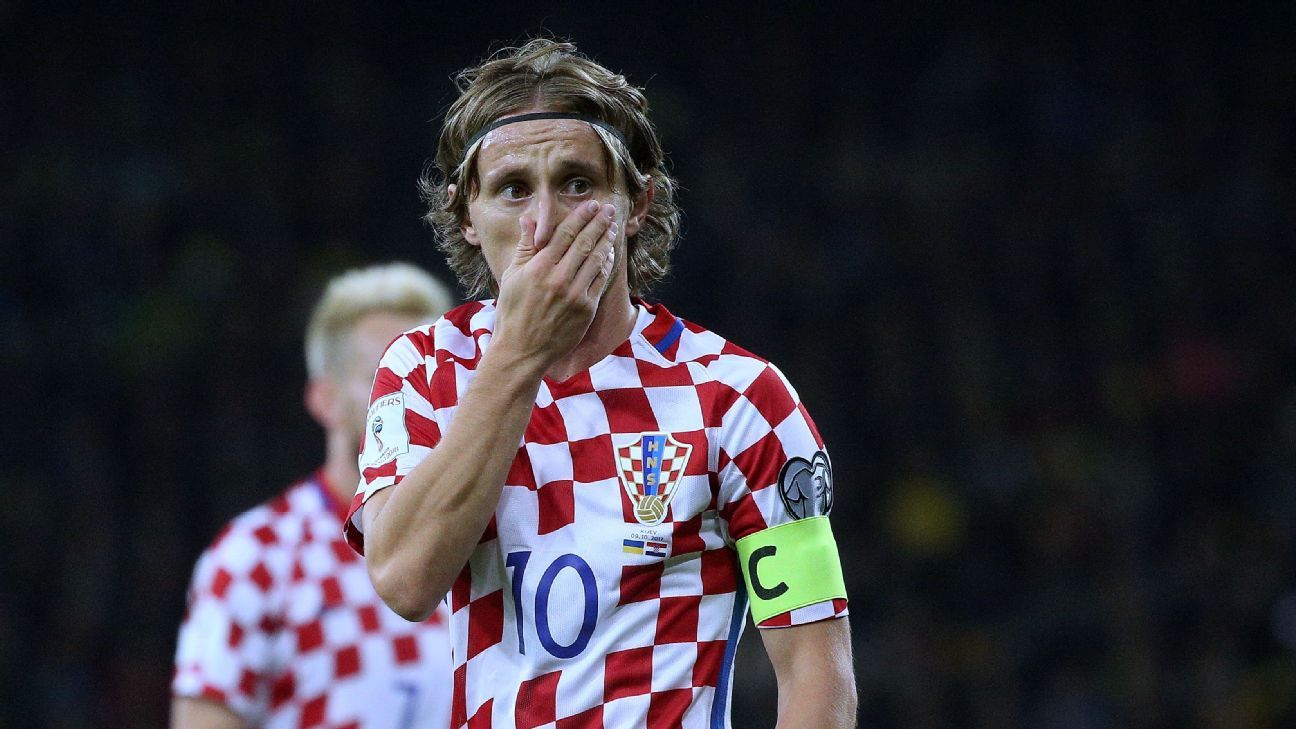 Croatia-England match in empty stadium will be 'strange environment' - Luka Modric