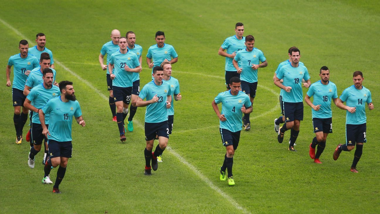 Australia training in Honduras 171109