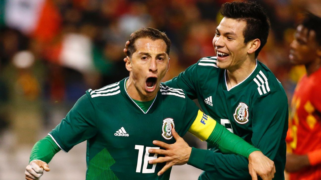 Andres Guardado has been one of Mexico's leading lights for over a decade now.