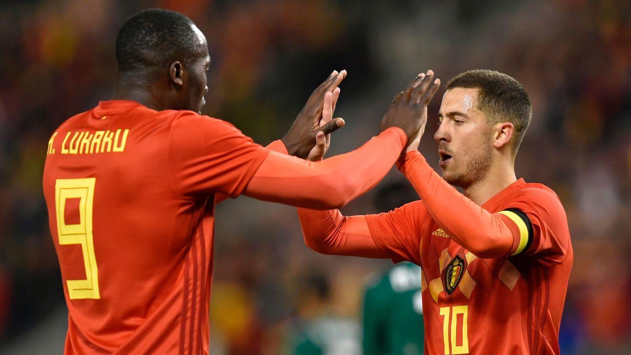 Belgium celeb