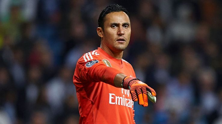 Keylor Navas is a major reason Real Madrid have survived ro reach the Champions League final.