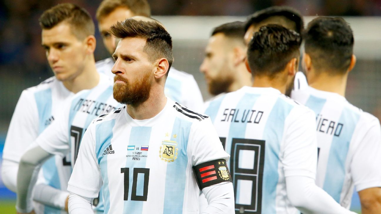 Lionel Messi ready to carry Argentina to World Cup glory - Jorge Sampaoli