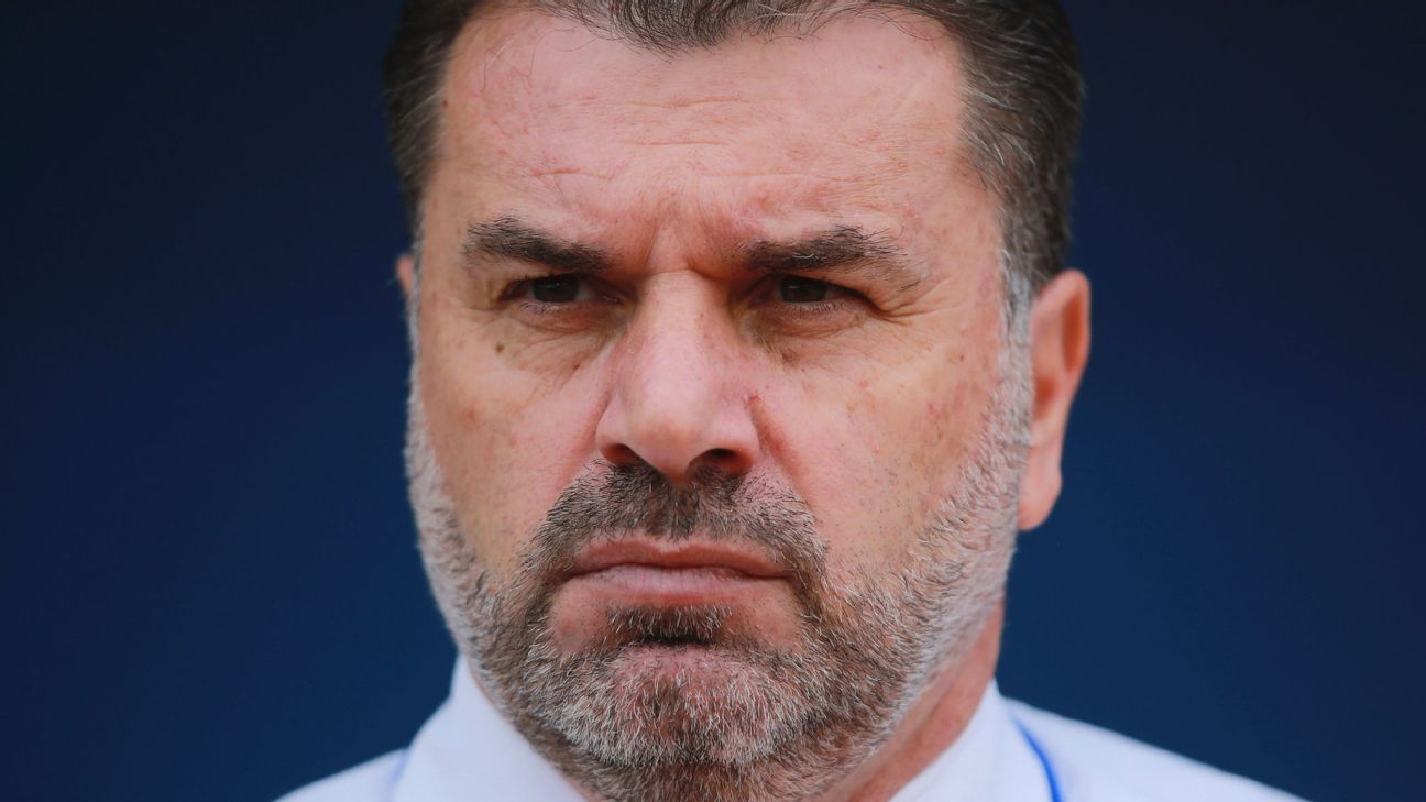 Ange Postecoglou is now in the Japanese League.