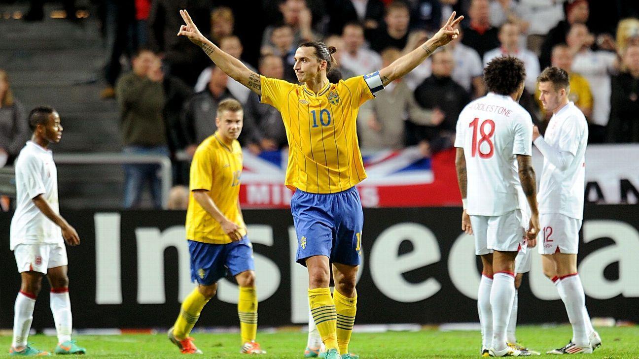 Zlatan Ibrahimovic return at World Cup may disrupt Sweden 'collective' - Johnsson
