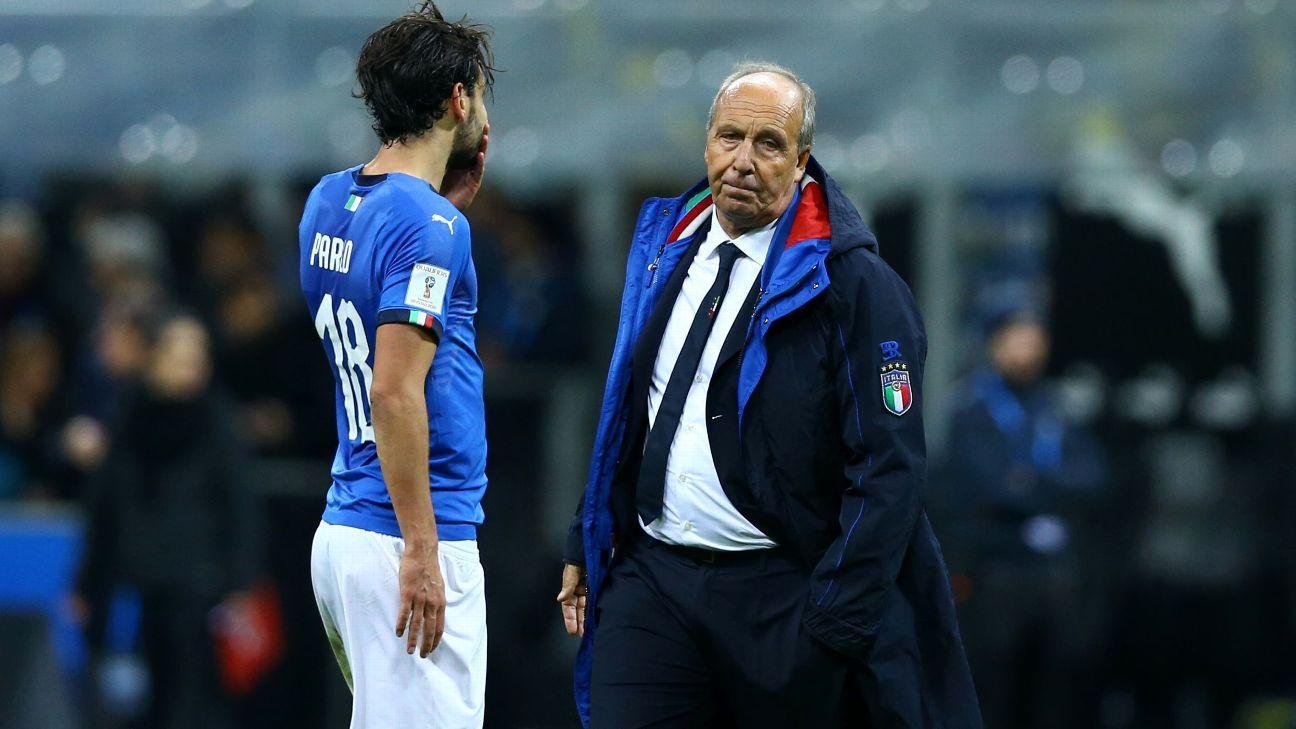 Italian FA chief Carlo Tavecchio slams Gian Piero Ventura's team selection