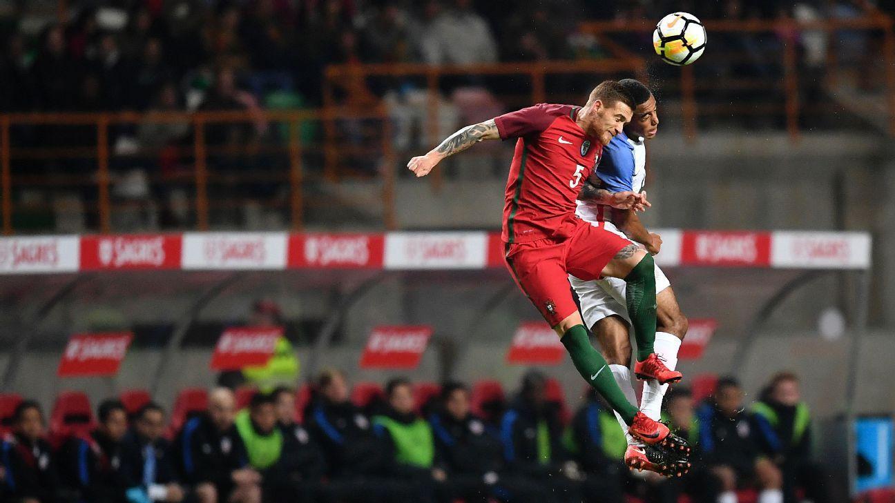 Adams action vs Portugal 171114