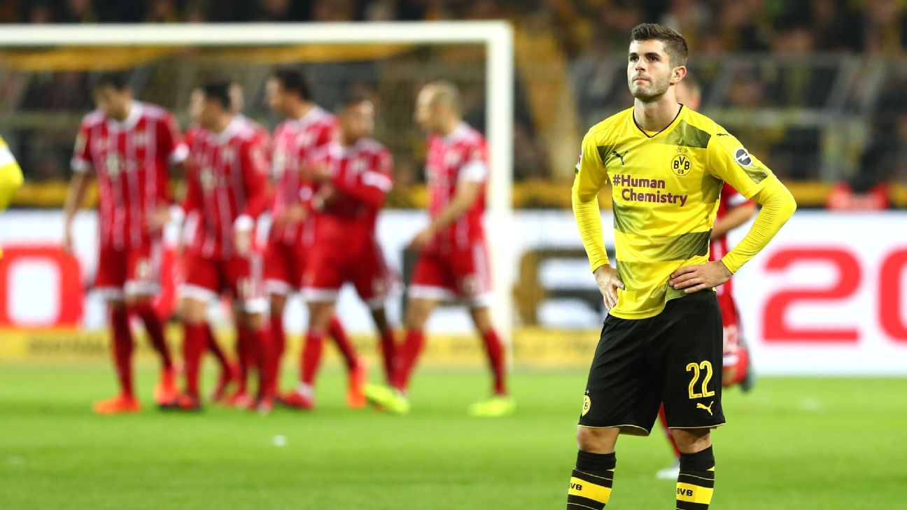 Dortmund could learn a lot from DFB-Pokal rivals Bayern.