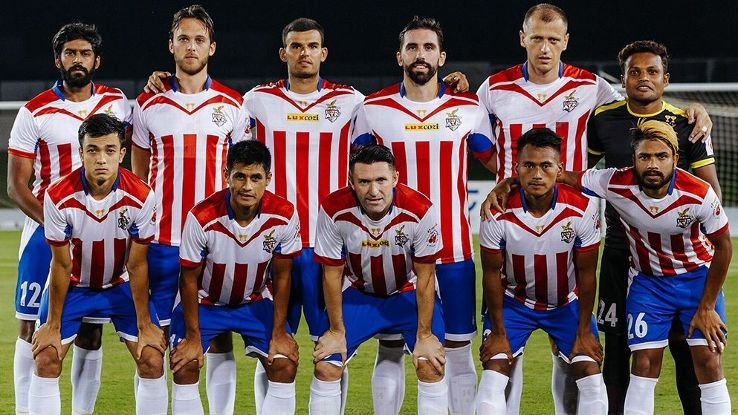 There has been a near-complete overhaul of the ATK squad for ISL4.