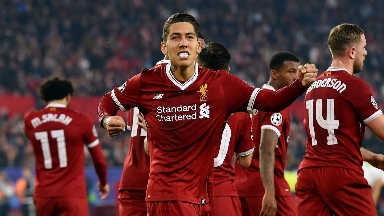 Roberto Firmino's goalscoring output this campaign is changing perceptions that he cannot become a top centre-forward.