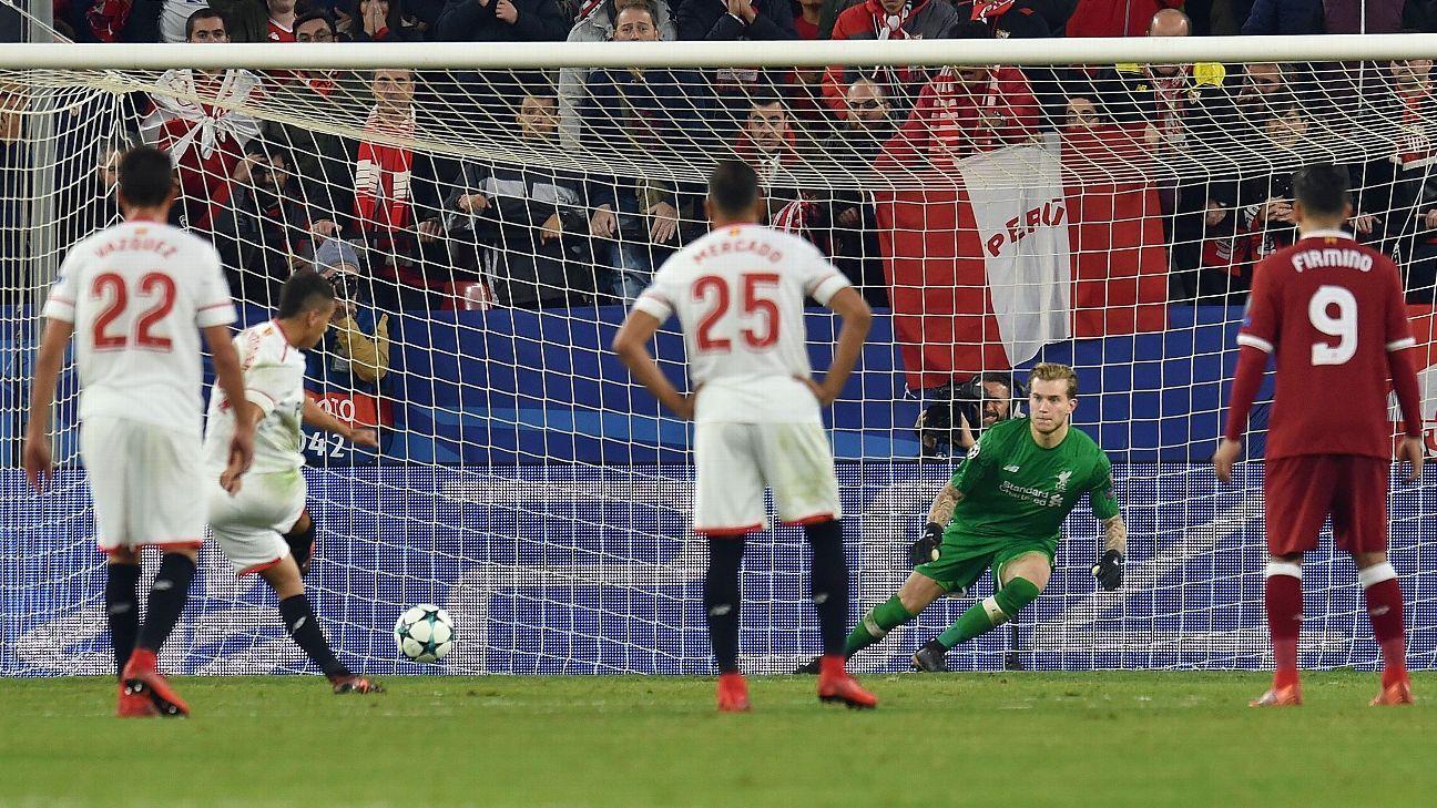 Wissam Ben Yedder scored a goal in Sevilla's dramatic comeback.