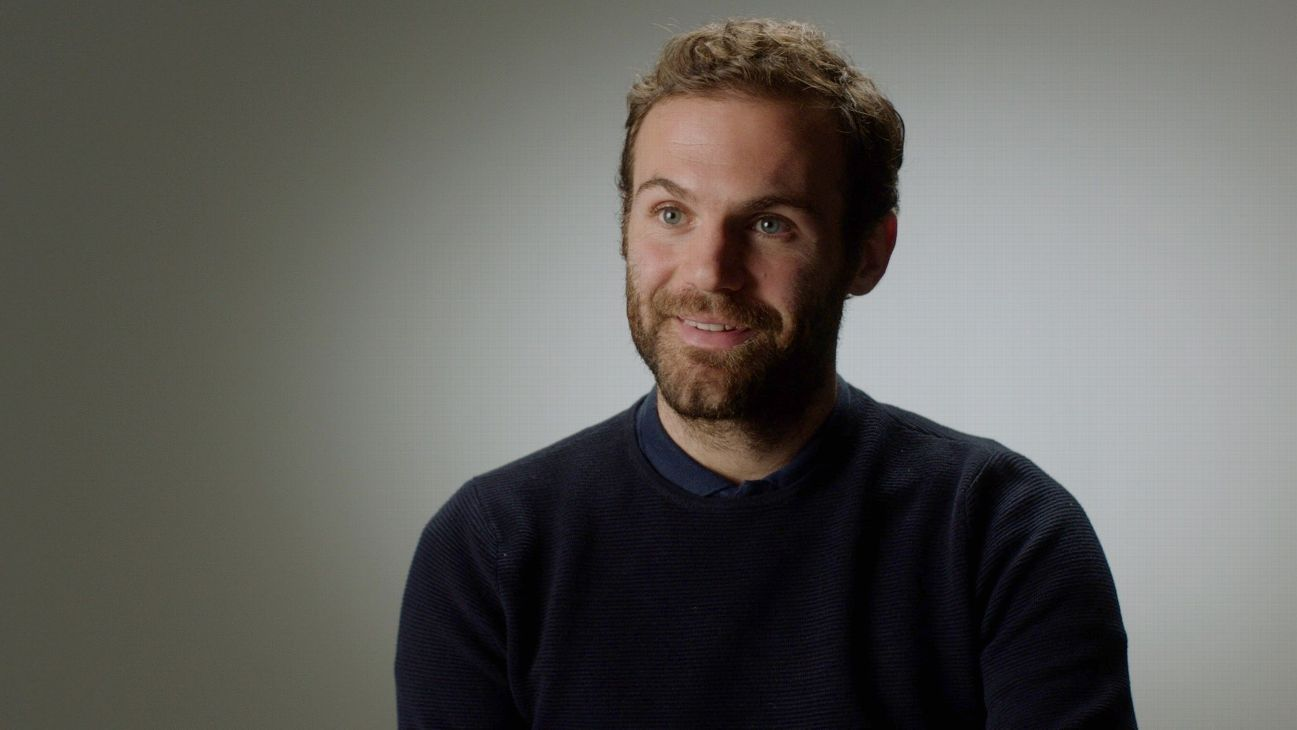 Juan Mata spoke exclusively to ESPN FC's Manchester United correspondent, Rob Dawson