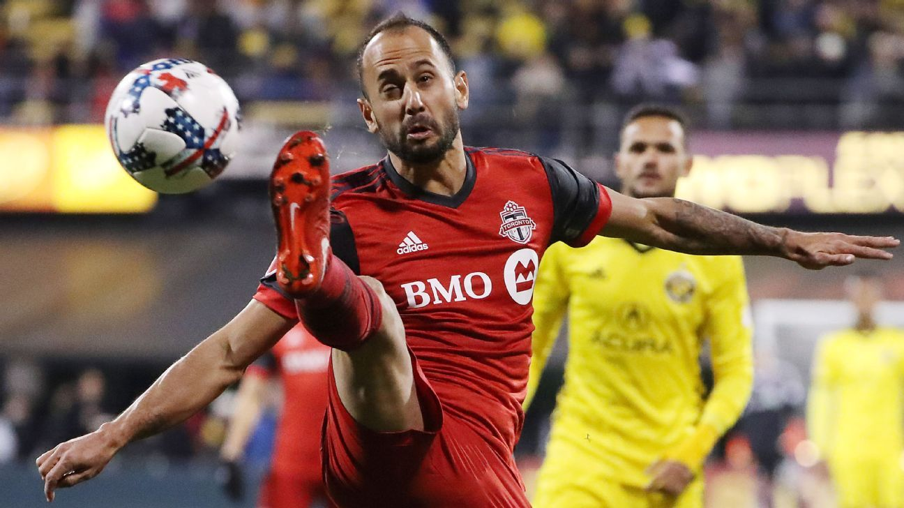 Vazquez didn't hit his usual heights in Columbus, but don't expect a repeat