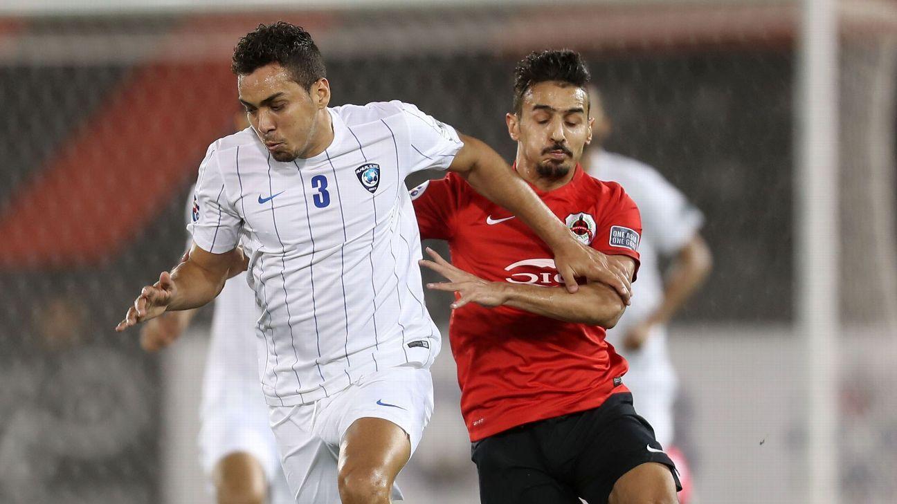 Al-Hilal midfielder Carlos Eduardo
