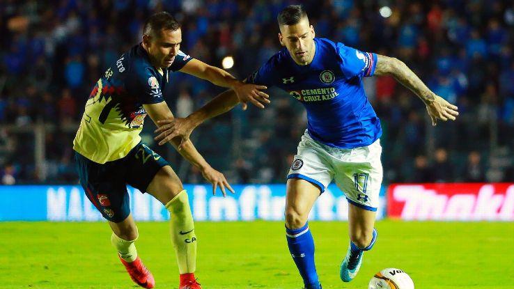 382917ff4 Cruz Azul needs a goal at the Azteca  Monterrey seeks to hold on vs ...