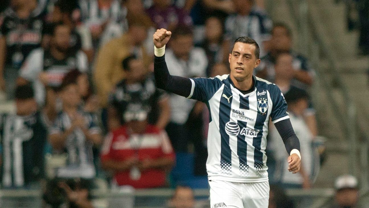 Rogelio Funes Mori scored a hat trick against Morelia to send Los Rayados into the Apertura final.