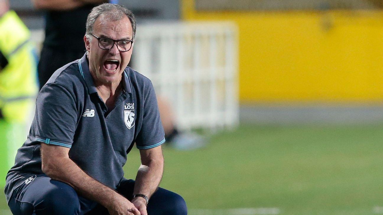 Lille hiring Marcelo Bielsa as coach was a mistake – sporting advisor