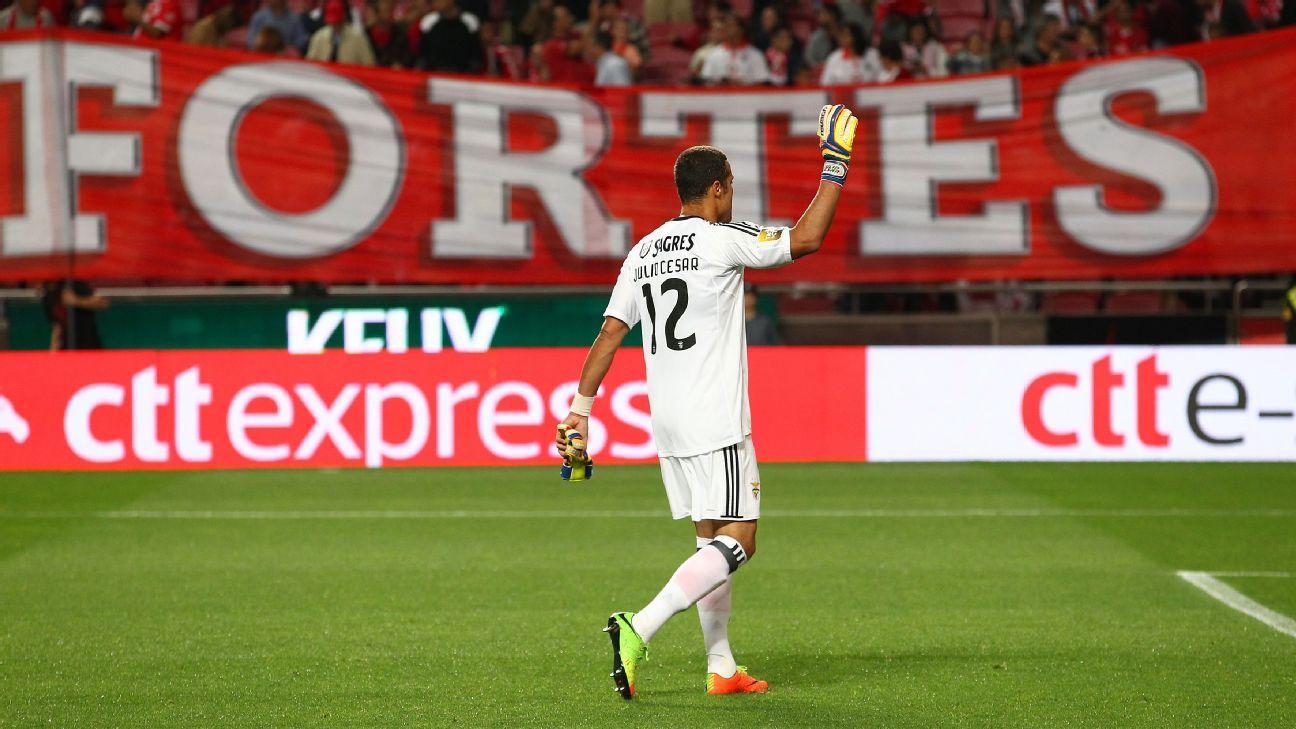 Julio Cesar Benfica farewell