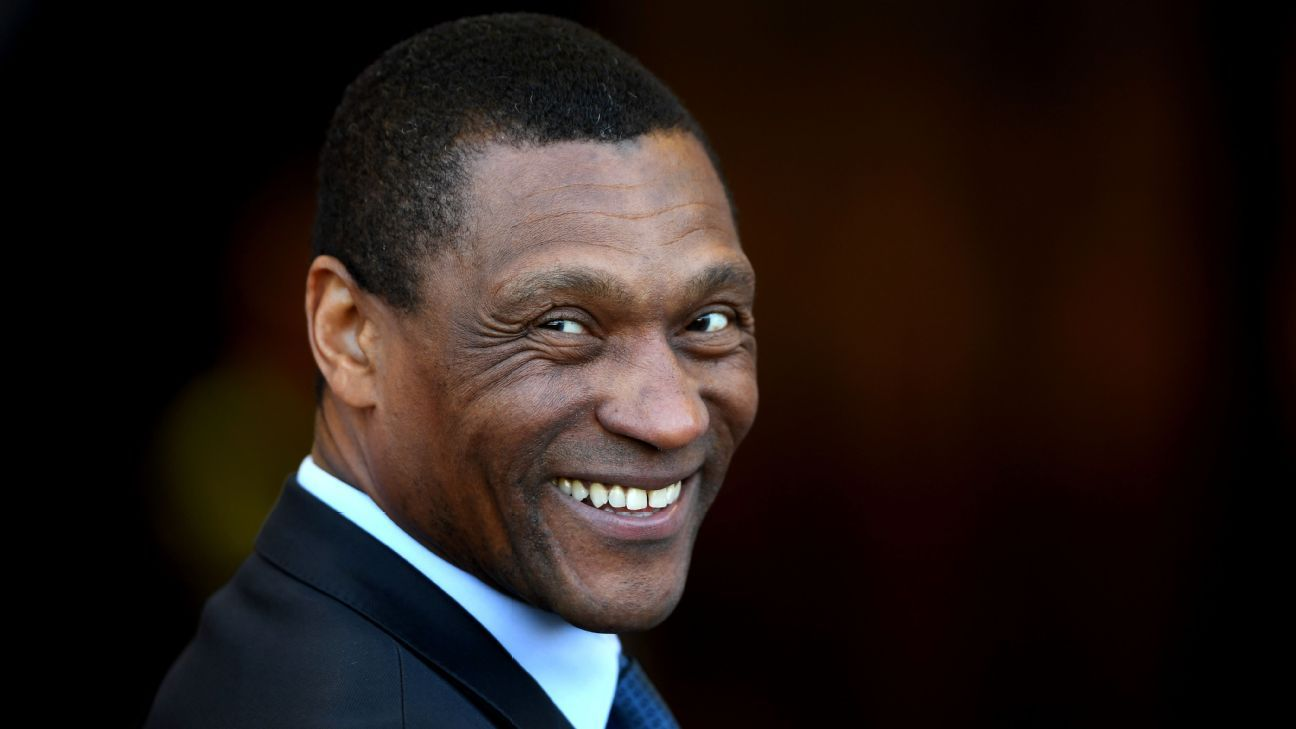 Michael Emenalo of AS Monaco