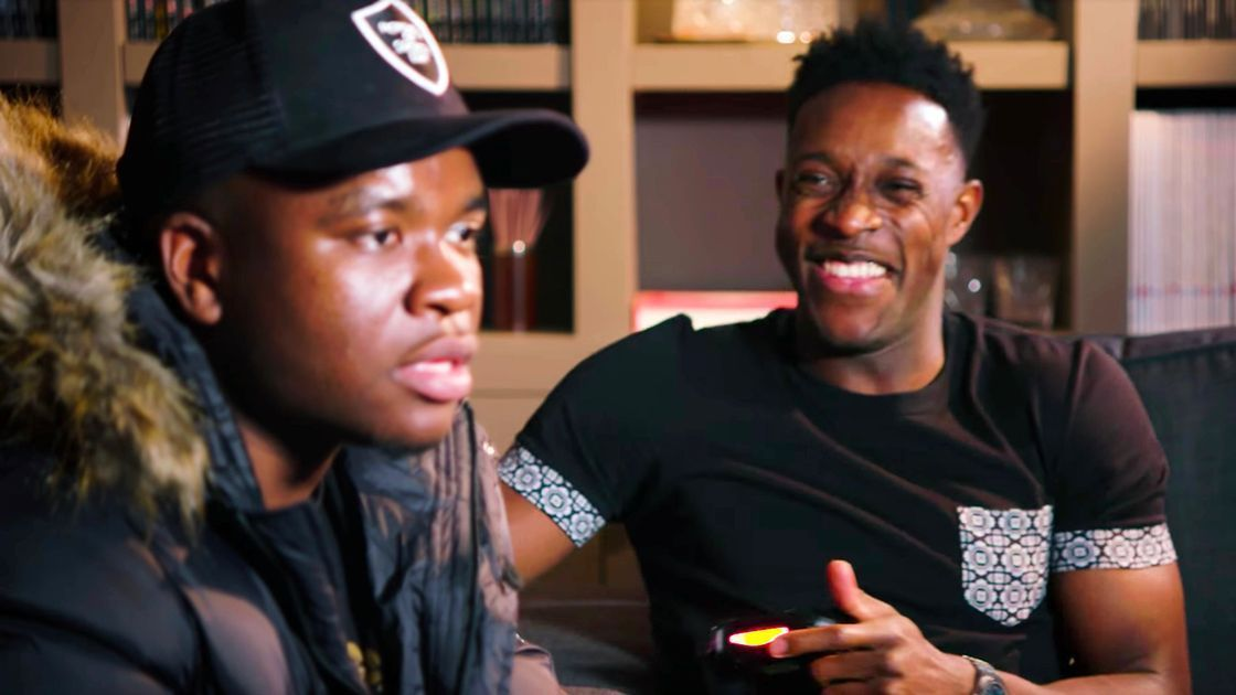 Arsenal striker Danny Welbeck schools Big Shaq in FIFA 18 battle
