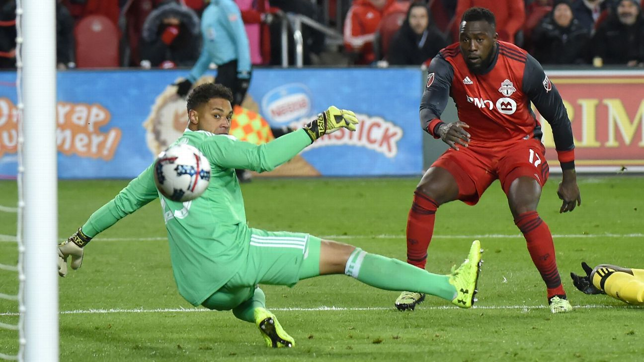 Toronto FC's Greg Vanney 'confident' Jozy Altidore will return for MLS Cup