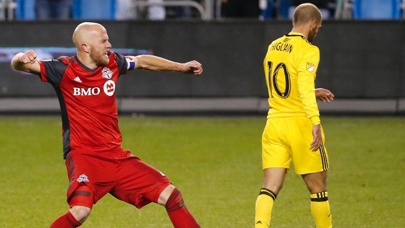 Greg Vanney hails 'fantastic' performance from Toronto FC stars