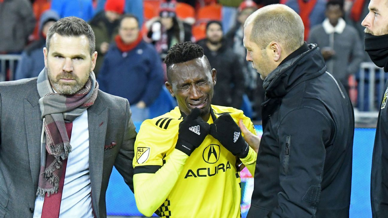 Columbus could not have done any more vs. MLS' elite team in Toronto