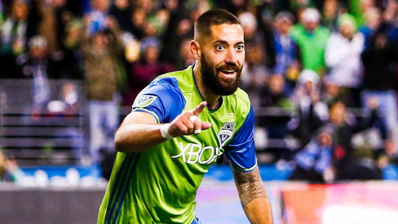 Dempsey taking in Seattle's MLS Cup run as Sounders relaxed for title fight
