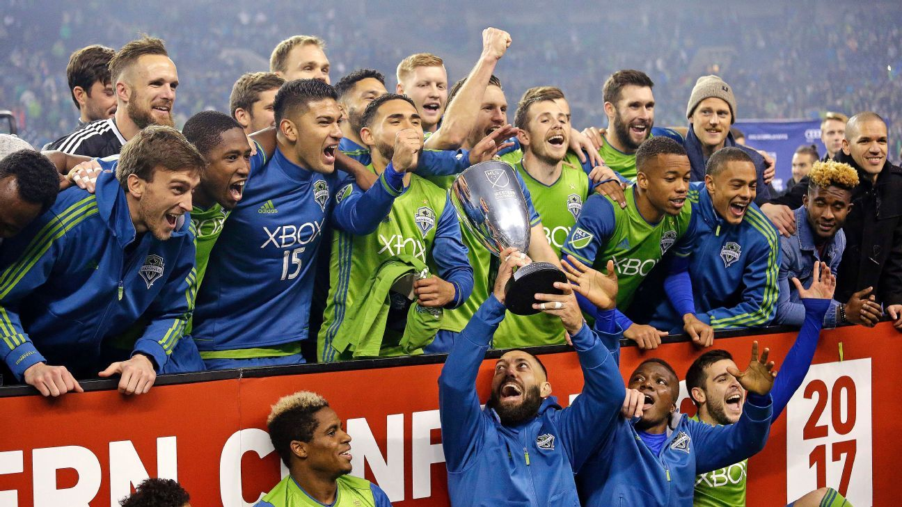 Marshall says this year's Sounders 'more talented' than MLS Cup winners