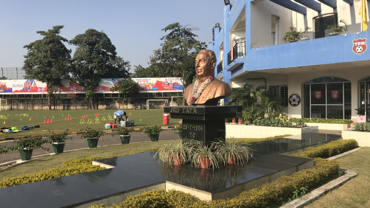Jamshedpur's biggest contribution to football has come in the form of the Tata Football Academy. The academy, one of the first in India, has produced 138 international footballers since its inception in 1987.